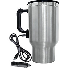 Brentwood Electric Coffee Mug With Wire