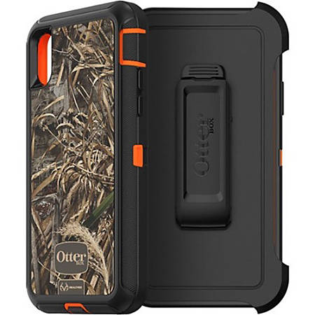 OtterBox Defender Carrying Case (Holster) iPhone X - Max 5HD