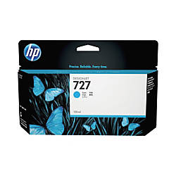 HP 727 Original Ink Cartridge Single