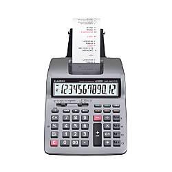 Casio Hr 100tm Plus Printing Calculator Office Depot