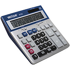 Victor 6700 Extra Large Desktop Calculator