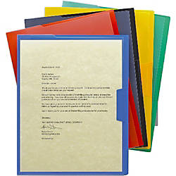 Smead Inndura Poly Project Jackets Letter