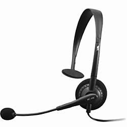 Cyber Acoustics AC 100B Monaural Headset