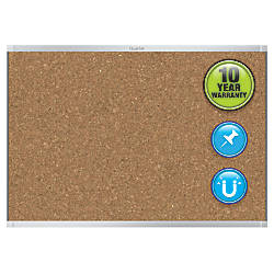 Quartet Prestige 2 Magnetic Cork Bulletin