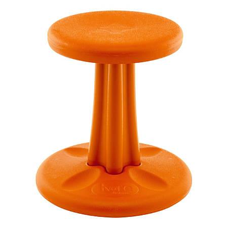 Kore Design Kids' Wobble Chair, Orange