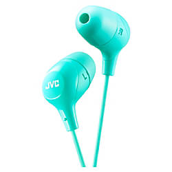 JVC Marshmallow HA FX38G Earphone