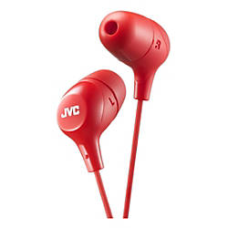 JVC Marshmallow HA FX38R Earphone