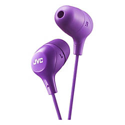 JVC Marshmallow HA FX38V Earphone