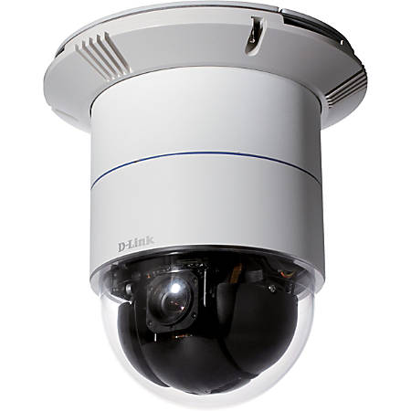 D-Link DCS-6616 Network Camera - 12x Optical - CCD - Fast Ethernet