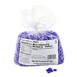 Milkies Milk Chocolates 5 Lb Purple