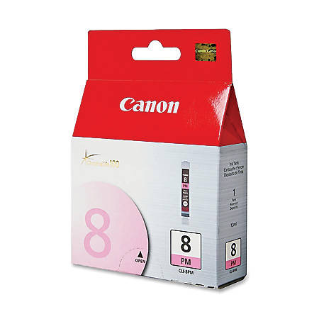 Canon CLI-8PM ChromaLife 100 Photo Magenta Ink Cartridge (0625B002AA)