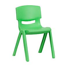 Flash Furniture Plastic Stackable School Chair