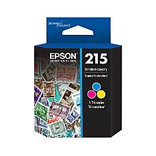 Epson T215530 S Tricolor Ink Cartridge