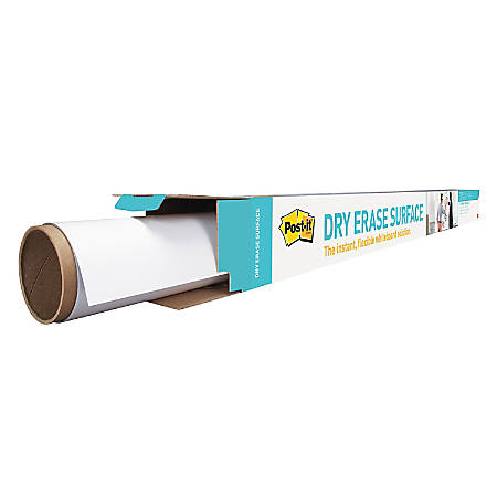 Post-it® Dry Erase Surface, 4' x 6'