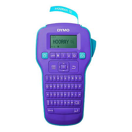 DYMO® LabelManager 160 Label Maker, Purple