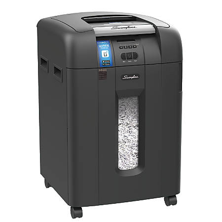 Swingline™ Stack-And-Shred™ 600X Auto-Feed Shredder