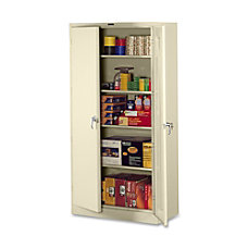 Tennsco Full Height Deluxe Storage Cabinet