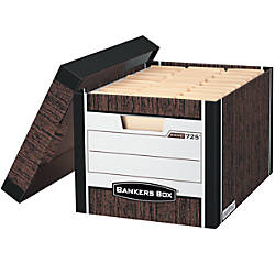 Bankers Box R Kive Storage Boxes