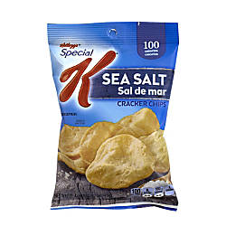 Special K Sea Salt Cracker Chips