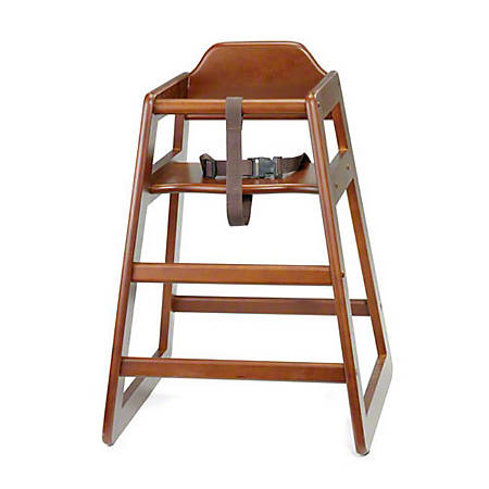 Tablecraft High Chair, Brown