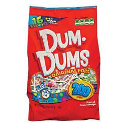 Dum Dum Pops Bag Pack Of