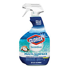 Clorox Scentiva Multi Surface Cleaner Spray
