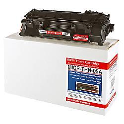 MicroMICR THN 05A HP CE505A Black
