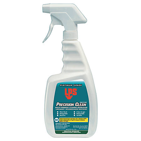 Precision Clean Multi-Purpose Cleaner/Degreasers, 28oz Trigger Spray Bottle, RTU
