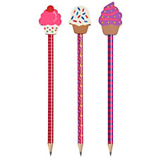 Office Depot Brand Pencil Topper Ice