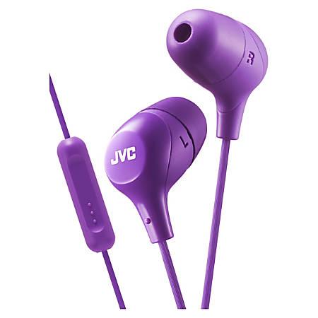 JVC Marshmallow HA-FX38MV Earset