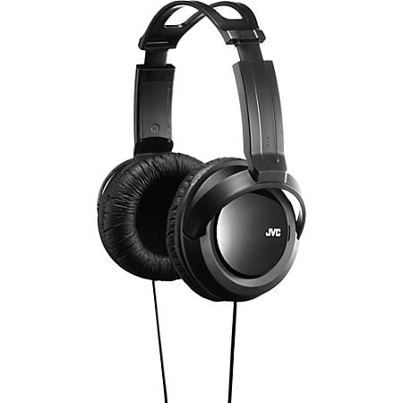 JVC HA-RX330 Headphone - Stereo - Wired - 12 Hz 22 kHz - Nickel Plated Connector - Over-the-head - Binaural - Circumaural - 8.20 ft Cable