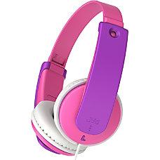 JVC Kids HA KD7P Headphone Stereo