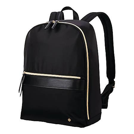 """Samsonite® Mobile Solution Essential Backpack With 14.1"""" Laptop Pocket, Black"""