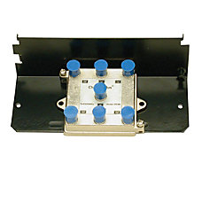 Linear H806 6 Way Splitter TV