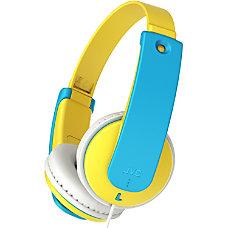 JVC Kids HA KD7Y Headphone Stereo