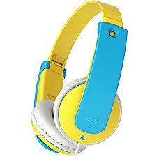 JVC Kids HA KD7Y Headphone