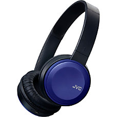 JVC HA S190BT Headset Stereo WiredWireless