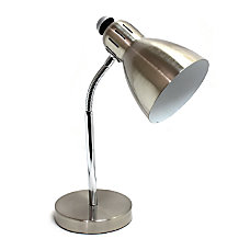Simple Designs Semiflexible Desk Lamp 16