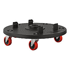 Suncast Commercial Utility Trash Can Dolly