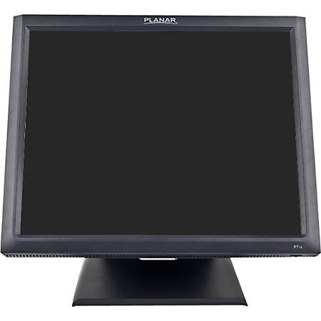 """Planar PT1945R 19"""" LCD Touchscreen Monitor - 5 ms"""
