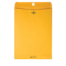 Quality Park Clasp Envelopes 6 x
