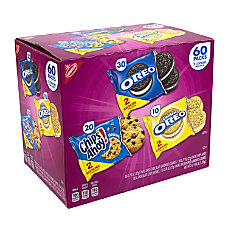 Nabisco Cookie Variety Pack 448 Oz