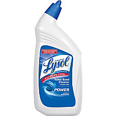 Lysol Professional Disinfectant Power Toilet Bowl