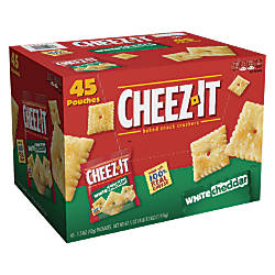 Keebler White Cheddar Cheez It Crackers
