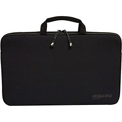"Mobile Edge Carrying Case (Sleeve) for 18.4"" Notebook - Black - Neoprene - Handle - 11.4"" Height x 18.5"" Width x 1.2"" Depth"
