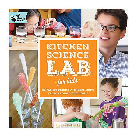 Quarry Books QPG Lab For Kids, Kitchen Science Lab For Kids, Grade 3 - 9