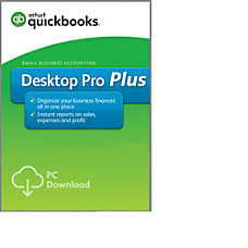QuickBooks Desktop Pro Plus 2018 Download