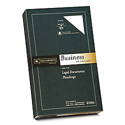 Southworth 25percent Cotton Business Paper 8