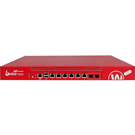 WatchGuard Firebox M500 Network Security/Firewall Appliance