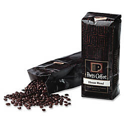 Peets Coffee Tea House Blend Ground